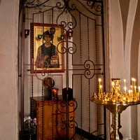 Ковчег с мощами великомученика и целителя Пантелеимона будет принесен в Колпашевскую епархию