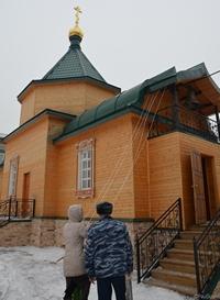 В томской Воспитательной колонии №2 освящен храм