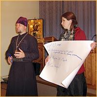 Православные педагоги обсудили актуальные задачи современных воскресных школ