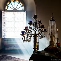 В Богоявленском соборе совершена Литургия с сурдопереводом