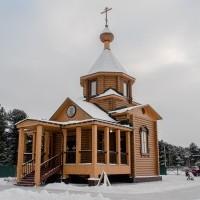 В селе Губино освящен храм