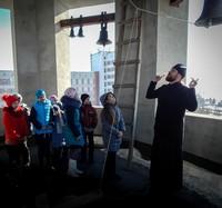 Учащиеся Орловской школы посетили храм с экскурсией
