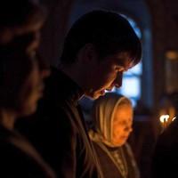 Православные верующие начали Великий пост с взаимного прощения