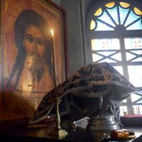 Митрополит Ростислав совершил первую Литургию Преждеосвященных Даров Великого поста