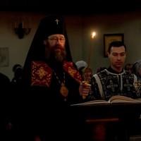 Митрополит Ростислав прочитал третью часть Великого покаянного канона в Богородице-Владимирском храме Северска