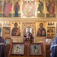 Чин Торжества Православия совершен в кафедральном соборе Томска
