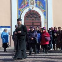 Слушатели «Академии знаний» посетили музей Томской духовной семинарии