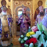 Верующие поздравили главу Томской митрополии с днём тезоименитства