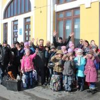 Воспитанники воскресной школы успешно выступили на фестивале в Нижнем Новгороде