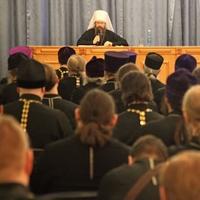 В Томске прошло собрание епархиального духовенства