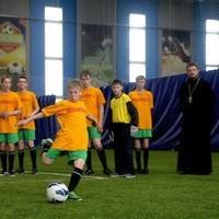 Учащиеся коррекционных школ Томска приняли участие в футбольном турнире