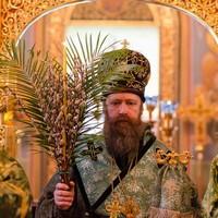 В праздник Входа Господня в Иерусалим во всех храмах Томской епархии прошли праздничные богослужения