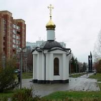 В часовне св. вмч. Георгия Победоносца совершена панихида по погибшему воину-интернационалисту