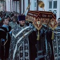 В храмах епархии прошли богослужения Великого пятка