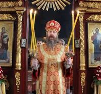 Митрополит Ростислав совершил Божественную литургию в Петропавловском соборе