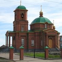 Митрополит Ростислав совершил пасхальное богослужение в Ново-Кусково