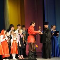 Состоялось награждение победителей спартакиады воскресных школ Градо-Томского благочиния