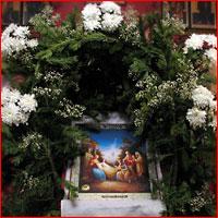 Томичи празднуют Рождество Господа и Спаса нашего Иисуса Христа
