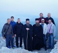 Архиереи Томской митрополии с группой томичей совершили паломничество на Афон