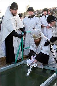 19 января Православная Церковь совершает празднование Крещения Господня.