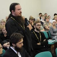 Представитель Томской епархии принял участие в семинаре для епархий Уральского, Cибирского и Дальневосточного федеральных округов