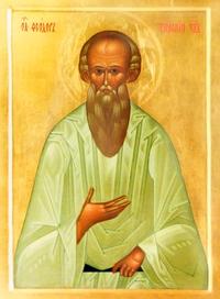 Пять архиереев возглавили богослужение в честь святого праведного Феодора в Томске