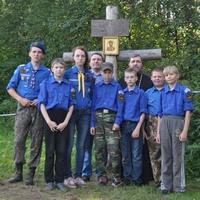 Томичи приняли участие в сборах православных следопытов Сибири
