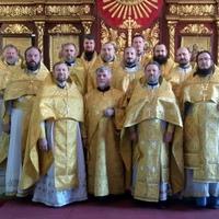 Двадцатилетие первого выпуска Томской духовной семинарии