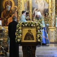 Архиереи Томской митрополии приняли участие в торжествах в Троице-Сергиевой Лавре