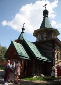Митрополит Ростислав направил поздравительный адрес Чернову А.Е.