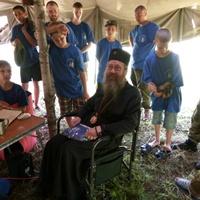 Митрополит Ростислав рассказал юным северчанам об Афоне