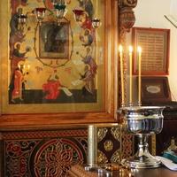 Престольный праздник Казанского храма Томского Богородице-Алексиевского монастыря