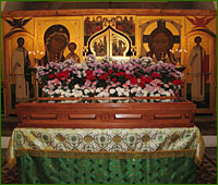 2 февраля (20 января по юлианскому календарю) совершается празднование памяти святого праведного Феодора Томского