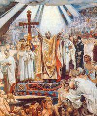 День крещения Руси отпраздновали в Томске