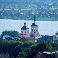 В Томске начались богослужения в честь Богородской чудотворной иконы Богоматери