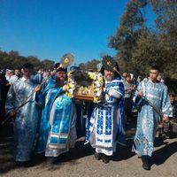 Томская митрополия молитвенно отпраздновала восьмую годовщину обретения Богородской иконы Божией Матери