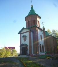 Храм Рождества Христова  в селе  Октябрьском  отметил  пятилетие  со дня освящения