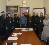 В Томске состоялось совещание духовников православных молодёжных объединений