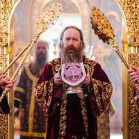 Архиереи Томской митрополии возглавили соборное служение в праздник Усекновения главы Иоанна Крестителя