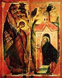 В канун престольного дня в Михаило-Архангельском приделе в томского кафедрального собора совершено праздничное богослужение