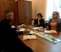 Руководители ОРОиК и ТОИПКРО обсудили план совместных мероприятий на предстоящий учебный год