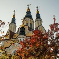 Осенняя Пасха – Воскресенская церковь Томска отмечает престольный праздник