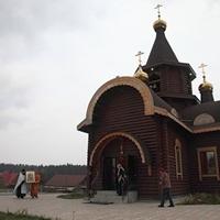 Икона Божией Матери «Всецарица» принесена в пос.Заварзино г.Томска