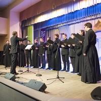 Хор Томской духовной семинарии дал концерт в Колпашево