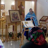 Икону Божией Матери «Всецарица» молитвенно встретили в Доме сестринского ухода им. святителя Луки