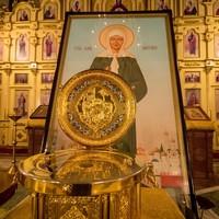 Мощи блаженной Матроны Московской принесены в Северск