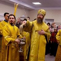 Митрополит Ростислав освятил в с. Тимирязевское новый храм