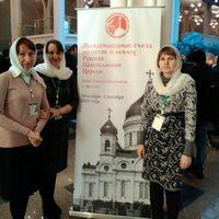 Томичи принимают участие в  Первом Международном съезде регентов  Русской Православной Церкви