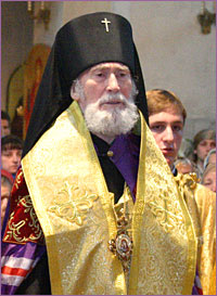 Отошел ко Господу бывший правящий архиерей Кемеровской и Новокузнецкой епархии архиепископ Софроний