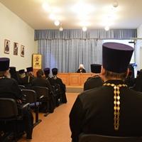 Епархиальное собрание подвело итоги года